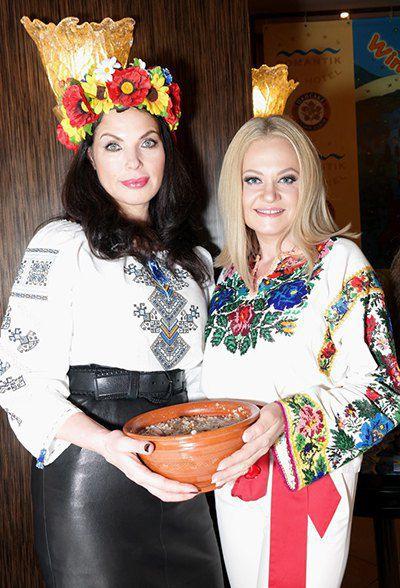 Влада Литовченко и Наталья Бучинская