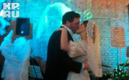 Ксения Собчак и Максим Виторган поженились 1 февраля