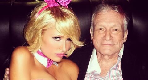 Знаменитые модели скорбят о смерти основателя Playboy