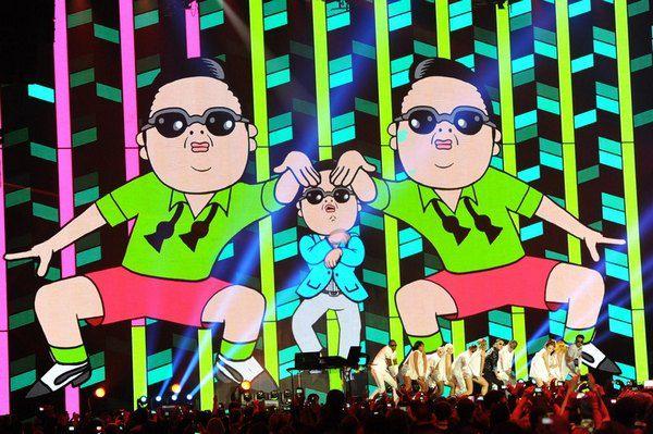 """Лучшее видео на песню """"Gangnam style"""""""