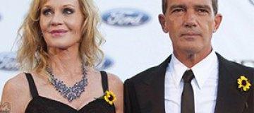 Брак Бандераса и Гриффит распался из-за украинки