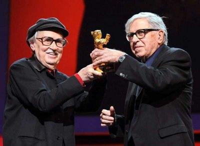 """Паоло и Витторио Тавиани получили главную награду """"Берлинале"""" - """"Золотого медведя"""""""