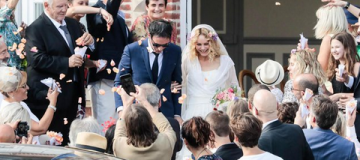45-летняя Ванесса Паради впервые вышла замуж