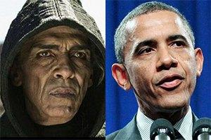 Из фильма про Иисуса вырезали Сатану, похожего на Обаму