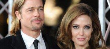 Брэд Питт запрещает детям читать новости о них с Джоли