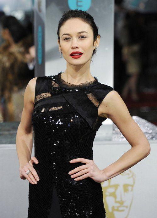 Украинская актриса Ольга Куриленко в платье от Nina Ricci