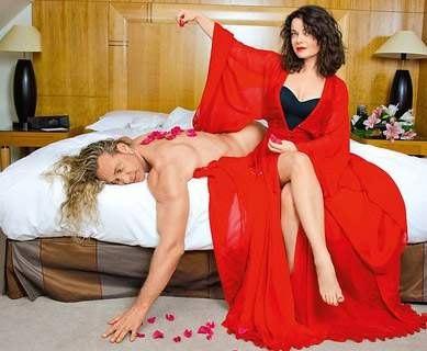 Тарзан и Наталья Королева