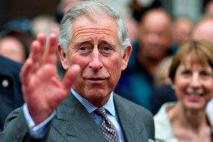 Принц Чарльз посмотрел новый фильм о Бонде