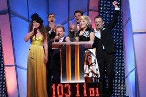 Украинский песенный телемарафон попал в Книгу рекордов Гиннесса