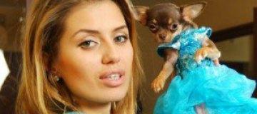 Виктория Боня пожалела дочку Началовой