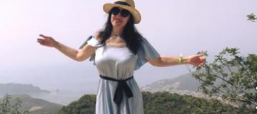 Соломия Витвицкая опубликовала видео из тренажерного зала
