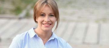 """Елена Кравец рассказала об уходе из """"Лиги смеха"""" и поездке в США"""