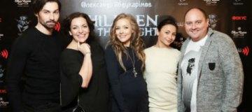 Украинские знаменитости посетили премьеру балета Children of the Night