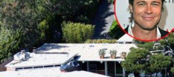 Брэд Питт продает пляжный домик за $14 млн