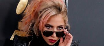 Леди Гага провела урок в школе