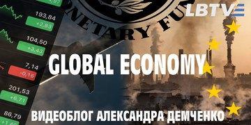 Перераспределение глобальной экономики после коронавируса | Видеоблог Александра Демченко