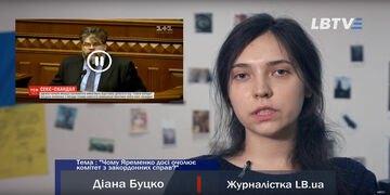 Герой секс-скандалу Яременко досі очолює комітет ВР з закордонних справ. Відеоблог Діани Буцко